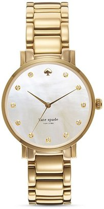 kate spade new york Gramercy Bracelet Watch, 34mm
