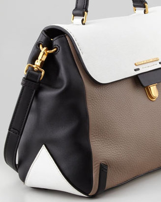 Marc by Marc Jacobs Sheltered Island Top Handle Bag, Taupe