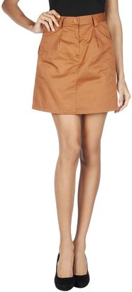 Camo Mini skirts