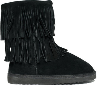 American Rag Shoes, Pocca Faux-Fur Booties
