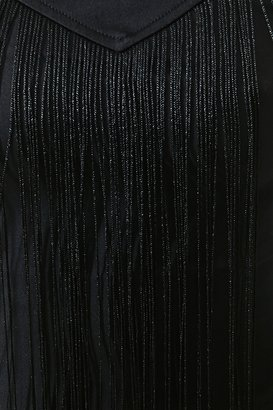 Nasty Gal Fallen Fringe Dress