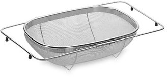 Bed Bath & Beyond Expandable Over-the-Sink Stainless Steel Strainer