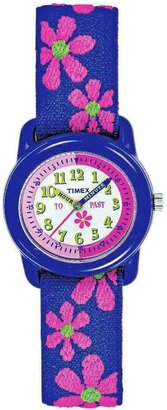 Timex Purple Teacher Fabric Strap Watch