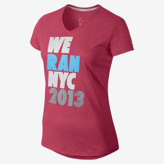 Nike Dri-FIT V-Neck Finisher (2013 Marathon)