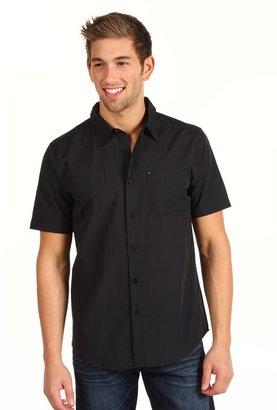 Quiksilver Fresh Breather S/S Shirt (Black) - Apparel