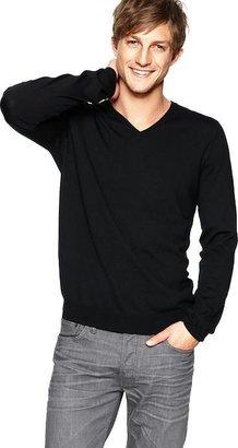 Gap Merino V-neck sweater