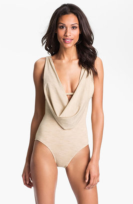 Luxe by Lisa Vogel 'Opening Night' Maillot Swimsuit