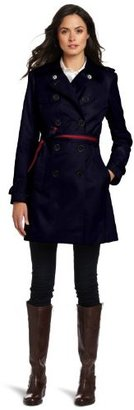 Tommy Hilfiger Women's Andrea Trench Coat
