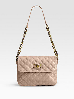 Marc Jacobs Quilting The Large Single Leather Bag