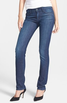 Vince 'Finley' Cigarette Leg Stretch Jeans (Resin)