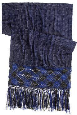 J.Crew Hacienda MontaecristoTM classic Rebozo scarf