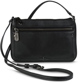 Cole Haan Parker Leather Mini Crossbody Bag