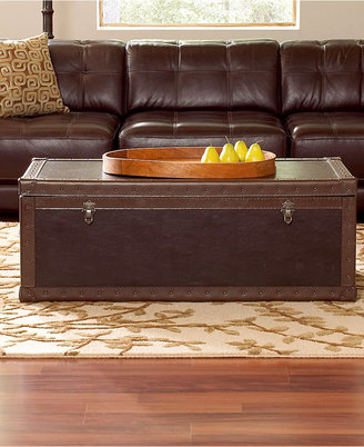 Trunks Explore Trunk Coffee Table