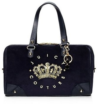 Juicy Couture Hanging Stone Velour Steffy
