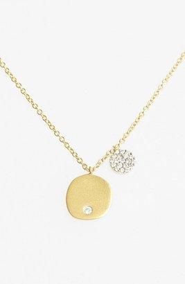 Women's Meirat 'Charmed' Diamond Pendant Necklace $725 thestylecure.com