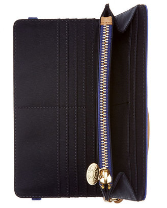 Tommy Hilfiger Mother's Day Striped Bi-Fold Continental Wallet