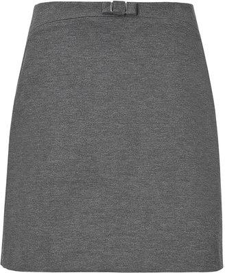 Tara Jarmon A-Line Skirt in Gris