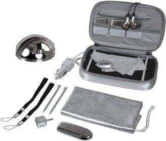 Nintendo DreamGEAR DSi XL - 20 In 1 Special Edition Starter Kit, Silver
