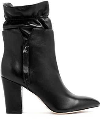 Camilla Skovgaard Elastic Puff Ankle Boots