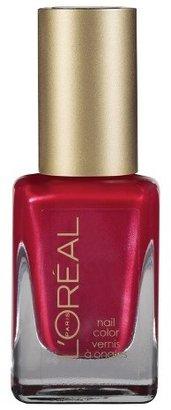 L'Oreal Colour Riche Femme Fatale Nail Color Collection