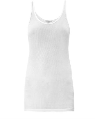 James Perse Ribbed tank top