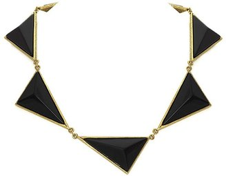 House Of Harlow Pyramid Collar