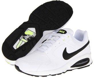 Nike Coliseum Racer - Leather (White/Cyber/Black) Men's Running Shoes