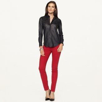 Ralph Lauren Black Label Denim 105 Skinny Jean