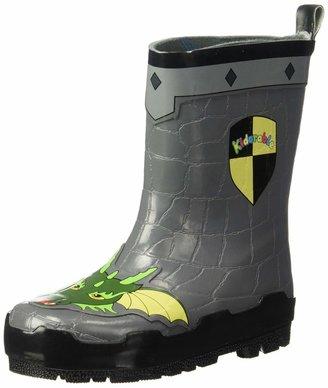 Kidorable Boys' Dragon Knight Rain Boot