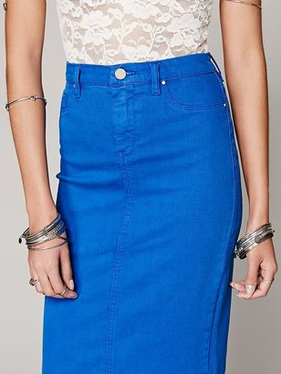 Blank NYC Faithful Denim Skirt