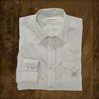 Denim & Supply Ralph Lauren Dotted Western Shirt