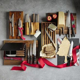 Wusthof Stainless-Steel 10-Piece Steak & Carving Knife Set