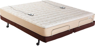 Rooms To Go Blackstone King Adjustable Foundation with Easy Sleep Mattress Set