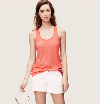 LOFT Beach Burnout Racerback Tank