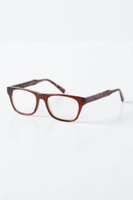 Anthropologie Malachite Mosaic Reading Glasses