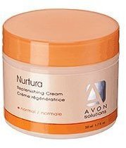 Avon Solutions Nurtura Replenishing Cream $6.50 thestylecure.com