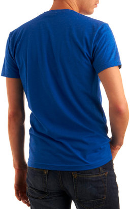 Out of Print Novel Tee in Jay – Men's