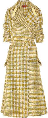 Missoni May wool-blend tweed coat