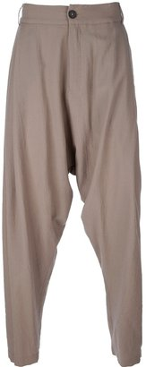Damir Doma drop crotch tapered trouser