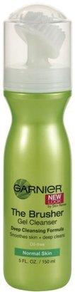 Garnier The Brusher Gel Cleanser Deep Cleansing Formula, 5-Fluid Ounce $7.99 thestylecure.com
