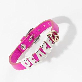 Vera Wang Princess inspiration buckle bracelet