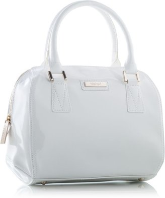 Versace Online Only! White Handbag with any $89 Bright Crystal or Yellow Diamond Women's Fragrance Purchase