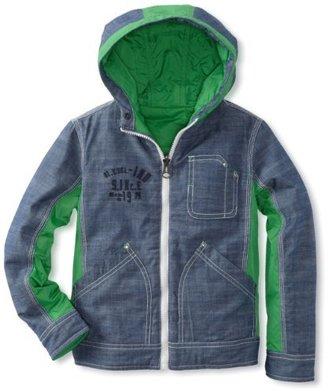 Diesel Little Boys' Jobio Reversible Jacket