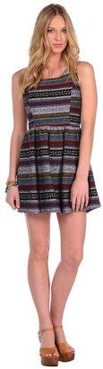 Vintage Havana Multi Stripe Baja Dress