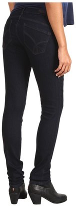 Calvin Klein Jeans Powerstretch Curvy Skinny Denim in Rinse $69.50 thestylecure.com