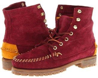 Sebago Exo (Bordeaux) - Footwear