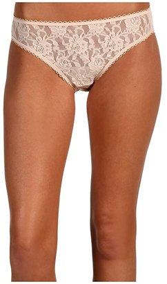 Hanky Panky Signature Lace Bikini (Black) Women's Underwear