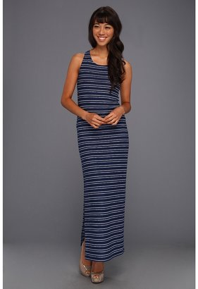 BB Dakota Cannon Dress (Midnight Blue) - Apparel