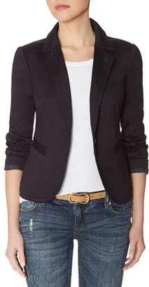 The Limited Soft Topstitched Jacket