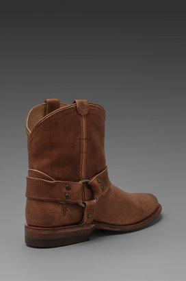 Frye Wyatt Harness Short Boot
